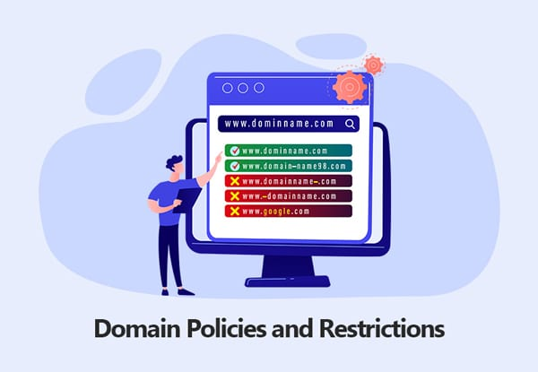 Domain Policies and Restrictions