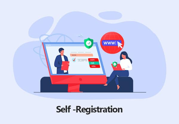 Self -Registration