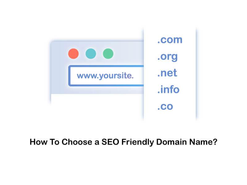 how to choose a seo friendly domain name?