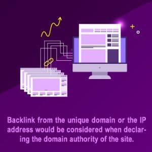 unique backlink