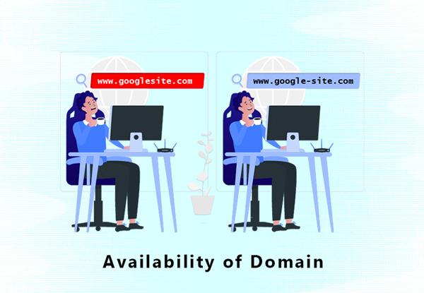Availability of Domain