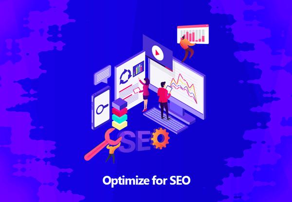 Optimize for SEO