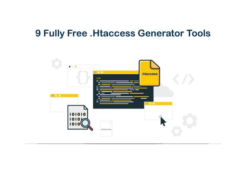 Free .Htaccess Generator Tools
