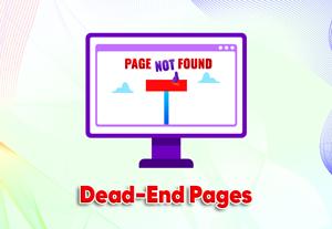 dead-end pages