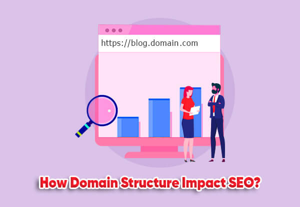 how domain structure impact seo