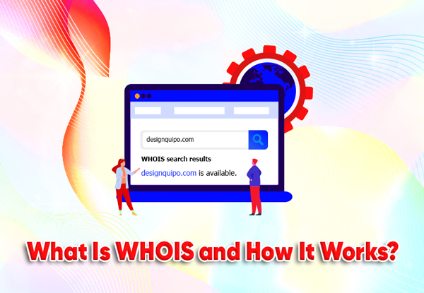how whois database works
