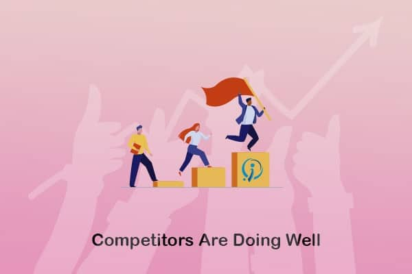 competitors are doing well