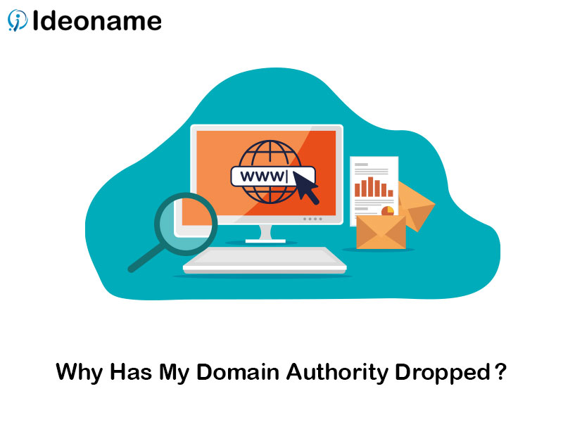 why has my domain authority dropped?